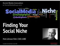 Push Pull Digital Marketing:Finding Your Social Niche. See link. Social Media Marketing, Digital Marketing, Social Media Challenges, Mark Johnson, Faia, Busy Bee, Case Study, Coaching, Finding Yourself