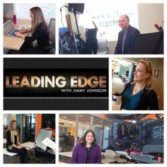 Fun day filming for @leadingedgejj featuring @AlecStern @Constant Contact, @MainStPartners, @Tammy Kahn Fennell at @Workbar | Reimagine your Workplace
