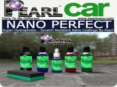 """Easy to use / Eco Friendly Formula. Super-hydrophobic, Super glossy. Forms a very durable coating that lasts over up to or more than 5 years. Pencil hardness test confirms """"Greater than 9H"""" hardness. Tests conducted by SGS and Assured Testing Services. Contact David today @ Dave@PearlUSA.net, call 1-866-285-1051 or Visit us: www.pearlnano.com"""