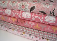 Daisy Cottage Fabric... Lori Holt