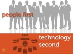People First, Technology Second - Some thoughts on collaboration and technology.