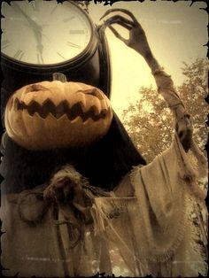 Pumpkin Jack. Sleepy Hollow, NY. Halloween
