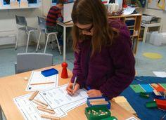 Problemlösning | Montessoriinspirerad matematik