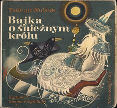 """""""The Ballad of the illustrated by Polish artist Zbigniew Rychlicki 1968 and featured in our seasonal story special TALES. Copyright: TASCHEN/ Image by Zbigniew Rychlicki Halina and Andrzej Rychlicki Hans Christian, Retro Christmas, A Christmas Story, Book Cover Art, Book Art, Book Covers, Andersen's Fairy Tales, Children's Book Illustration, Book Illustrations"""