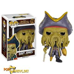 "In case you haven't got enough of the fun that Disney's Pirates of the Caribbean brought to the big screens for more than a decade now, then get a ""tiny"" keepsake or memorabilia about it home with you! These 3.25 – inch adorable Pirates of the Caribbean pop vinyls will remind you of the wonderful time you had while watching the movie series and its most memorable characters each time you pick it up in the palm of your hand. Each pop vinyl pop figure is packaged in a window display box and…"