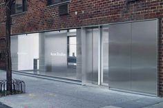 Acne Studios 紐約新店-營造實驗室風格氛圍