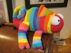 sock lizard by shiro_ko, via Flickr