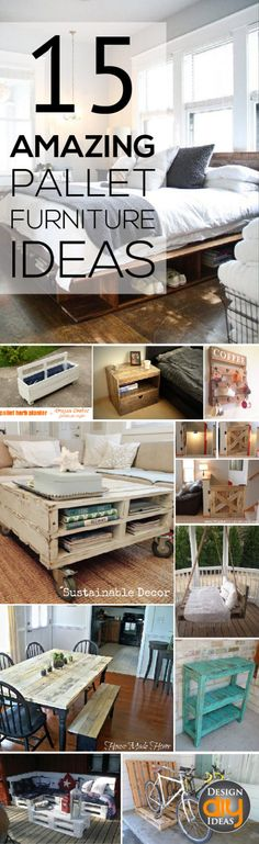 Everywhere you look there are AMAZING things being transformed from ordinary pallets. Pallet furniture is the hot new craze because...  Read more »