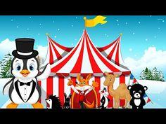 Apolodor - Pinguinul tenor   KikiRiki Loco - YouTube Youtube, Youtubers, Youtube Movies