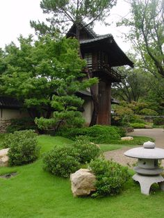 Japanese Gardens, Fort Worth, Texas