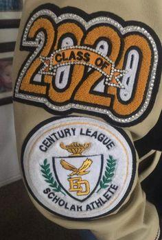 Prom Jackets, Senior Jackets, Letterman Jacket Patches, Varsity Letterman Jackets, Senior Photos, Cheerleading, Preppy, Vintage Outfits, Graduation