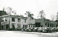 1000 images about old car dealerships on pinterest used car lots car dealerships and. Black Bedroom Furniture Sets. Home Design Ideas