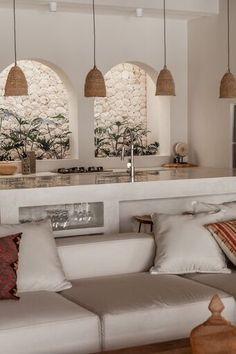 Villa Massilia – The New Luxury Küchen Design, Home Design, Home Interior Design, Interior Architecture, Interior Decorating, Tropical Architecture, Interior Modern, Decorating Tips, Style At Home