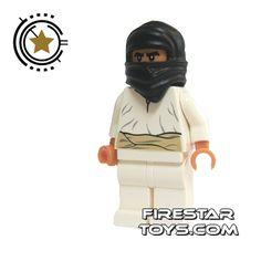 LEGO Indiana Jones Mini Figure - Cairo Thug | Indiana Jones LEGO Minifigures | LEGO Minifigures | FireStar Toys