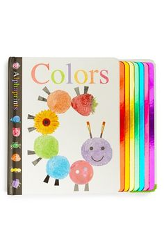 Macmillan 'Alphaprints: Colors' Board Book