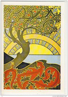 La Libre Esthétique Salon Annuel, 1899 - Gisbert Combaz