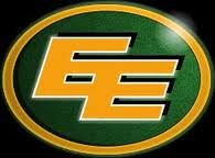 Favourite cfl football team Edmonton Eskimos