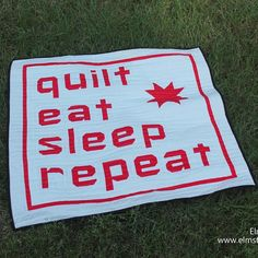 New QAL starts in June.  Letters are paper pieced with some options for traditional piecing.  Check out the blog for more information!!! #qal #paperpiecing #quilting