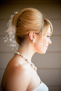 19 long hairstyles for brides Cheveux de mariage 0 Ağu 2018 Wedding Hair 0 When you are ready to start a new chapter of your life. , 19 long hairstyles for brides , , image_alt] Cute Hairstyles For Short Hair, Feathered Hairstyles, Bride Hairstyles, Pretty Hairstyles, Short Hair Styles, Hairstyles 2018, Short Wedding Hair, Wedding Updo, Prom Updo