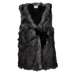 Μπουφάν Αμάνικο Εβίτα 199044 (6-16 ετών) Fur Coat, Jackets, Fashion, Down Jackets, Moda, Fashion Styles, Fashion Illustrations, Fur Coats, Fur Collar Coat