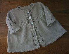 Baby Knitting Patterns Ravelry Ravelry: Project Gallery for Samantha pattern by Kate Gilbert have pattern [ 'Ra… Knitting For Kids, Baby Knitting Patterns, Baby Patterns, Baby Cardigan, Knit Cardigan, Knit Baby Sweaters, Knitted Baby Clothes, Baby Knits, Crochet Girls