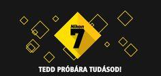 Nikon 7 fotópályázat Nikon, Magazines, Movie Posters, Journals, Film Poster, Billboard, Film Posters