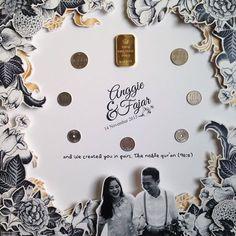 Wedding Card Scrapbook Crafting Ideas For 2019 Card Box Wedding, Wedding Frames, Diy Wedding, Wedding Gifts, Wedding Ideas, Wedding Prep, Wedding Vintage, Garden Wedding, Pop Up Frame
