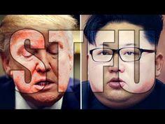 Trump Plays Chicken W Kim Jong Un as World Watches In Terror