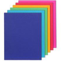 2-Pocket Folders, 3-ct. Packs