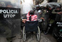 Bolivia (La Paz)  DAVID MERCADO/REUTERS