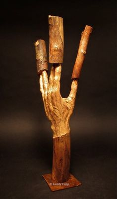 Carving by Lundy Cupp