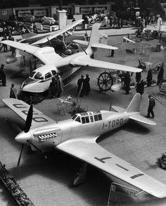 Paris International Aviation Salon 1949