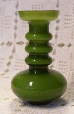 Vakker retro vase fra Magnor