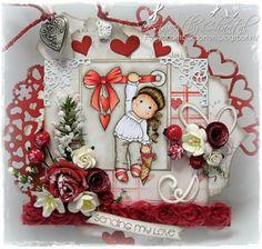 Cards made by Chantal: januari 2014