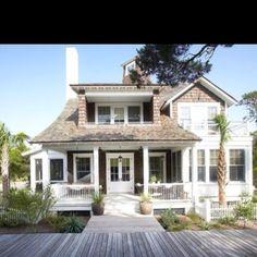Beach house perfection.
