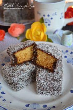 Újabb példa arra, hogy az egyszerű sütemény is lehet gyönyörű és finom! Egyébként fontosnak tartom elmondani, hogy ennek a süteménynem nem ... Easy Sweets, Sweet And Salty, French Toast, Recipies, Muffin, Food And Drink, Baking, Breakfast, Cake