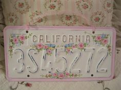 do this with my license plate!!