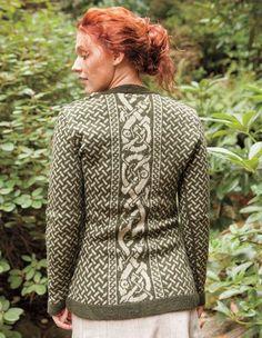 Fia Pullover Pattern - Knitting Patterns and Crochet Patterns from KnitPicks.com