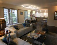Décoration pièce à vivre Piece A Vivre, Sofa, Couch, Decoration, Paris, Furniture, Home Decor, Decor, Settee