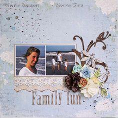 Searchwords: Family Fun - C'est Magnifique August Kit