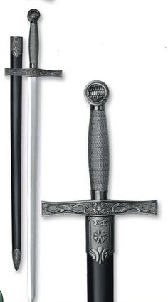 King's Medieval Sword