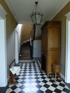 pin by lino aquilina on maison ouvrire pinterest hall architects and corridor