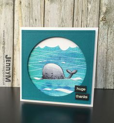 Crafting in the Country: A couple of DT cards