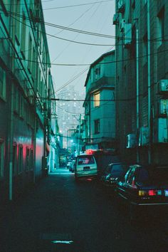 Get lost in the streets and find yourself