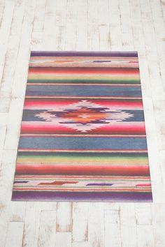 Tromp L'Oeil Floor Mat - Serape