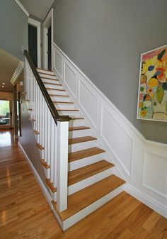 small change for the stairs