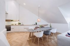 Bespoke kitchen By Kitzen. Bespoke, Dining Table, Touch, Kitchen, Design, Furniture, Home Decor, Taylormade, Cooking