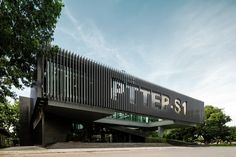 Completed in 2014 in Tambon Nong Kula, Thailand. Images by W-Workspace. Concept  PTT Public Company Limited (PTTEP) is a Thailand national petroleum exploration and production company dedic...