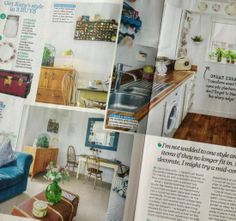 Highlights of 2013. Feature in Style at Home magazine www.apartmentapothecary.com