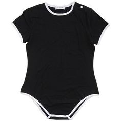 6f6febb319 LittleForBig Adult Baby Diaper Lover (ABDL) Snap Crotch Romper Onesie...  ( 20) ❤ liked on Polyvore featuring onesies